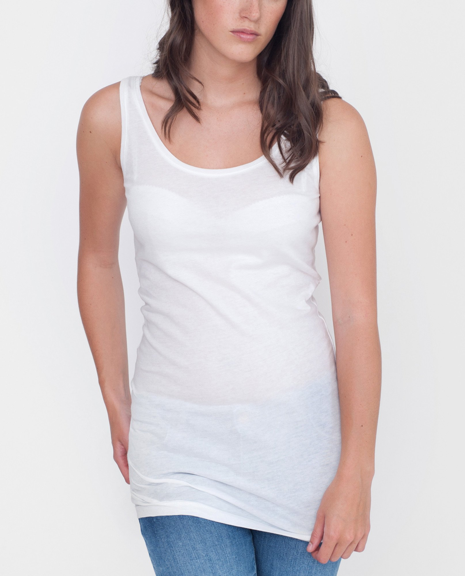 PAISLEY Organic Cotton Vest Top from Beaumont Organic
