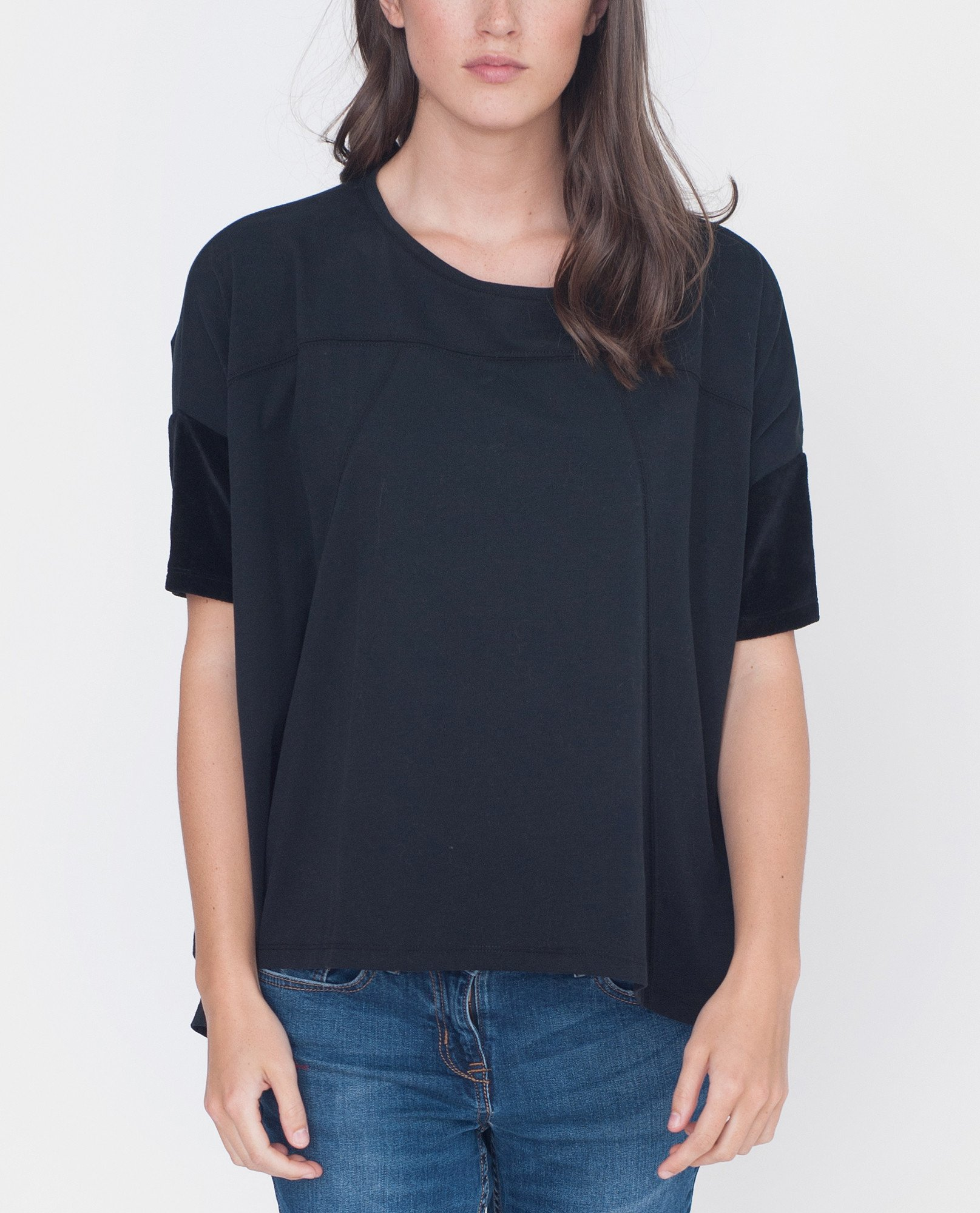 JESSIE Organic Cotton Top from Beaumont Organic