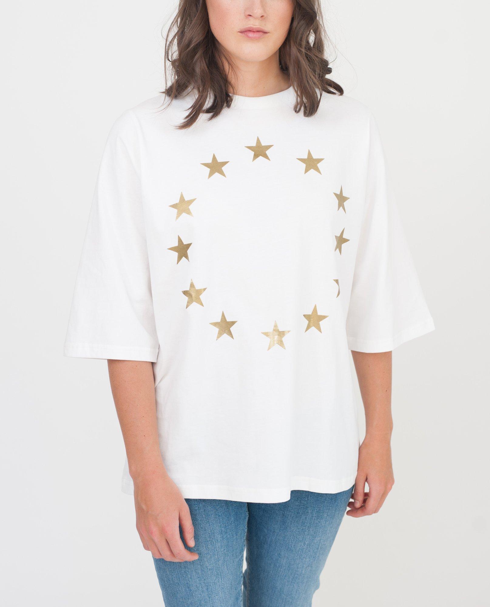 RYLAN Organic Cotton Print Tshirt from Beaumont Organic