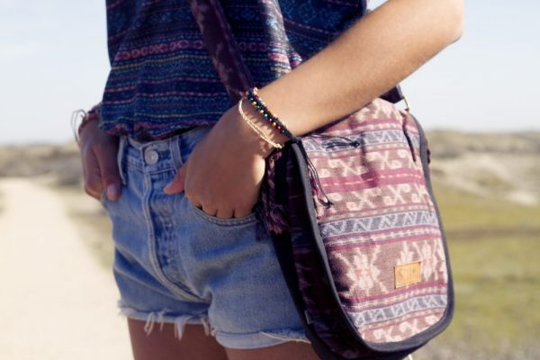 Shoulder Flap Bag from CURMS