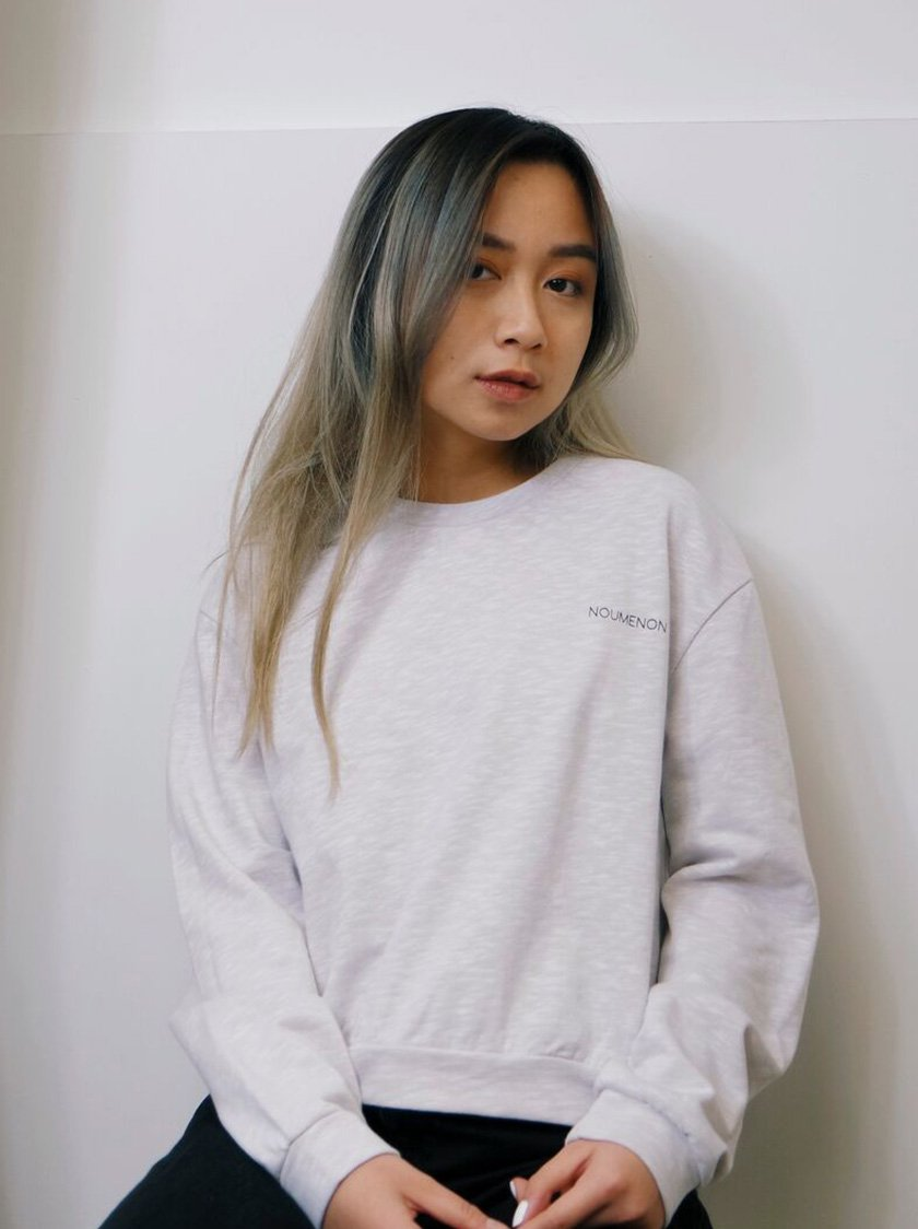 Cropped Sweatshirt from Noumenon