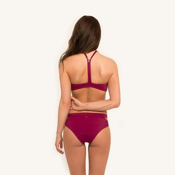 Free Dive Hipster Bottoms Berry from Woodlike Ocean