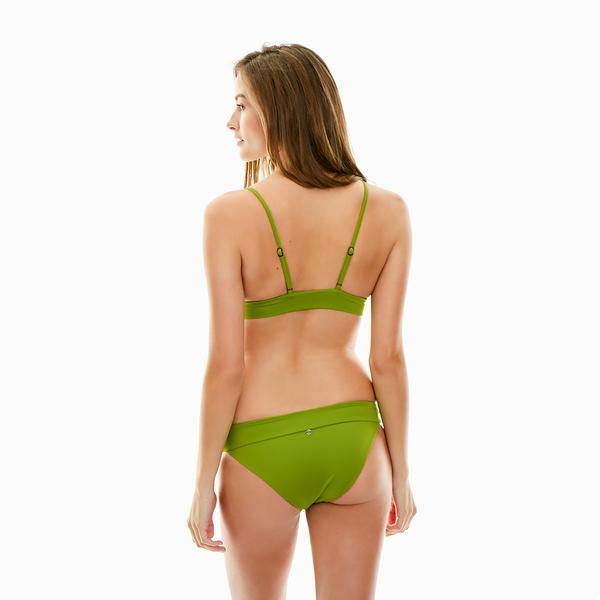 Royal Diver Waistband Bottoms Reversible Cicoria from Woodlike Ocean